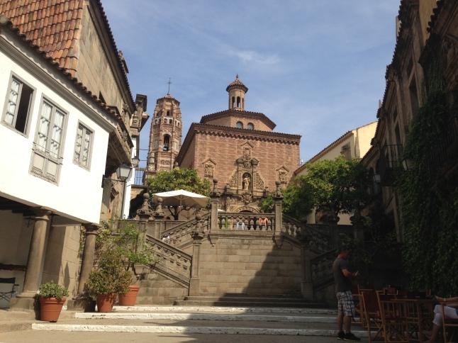 poble-espanyol-barcelona