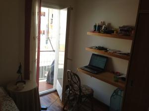 Mijn bureau en terras(je)