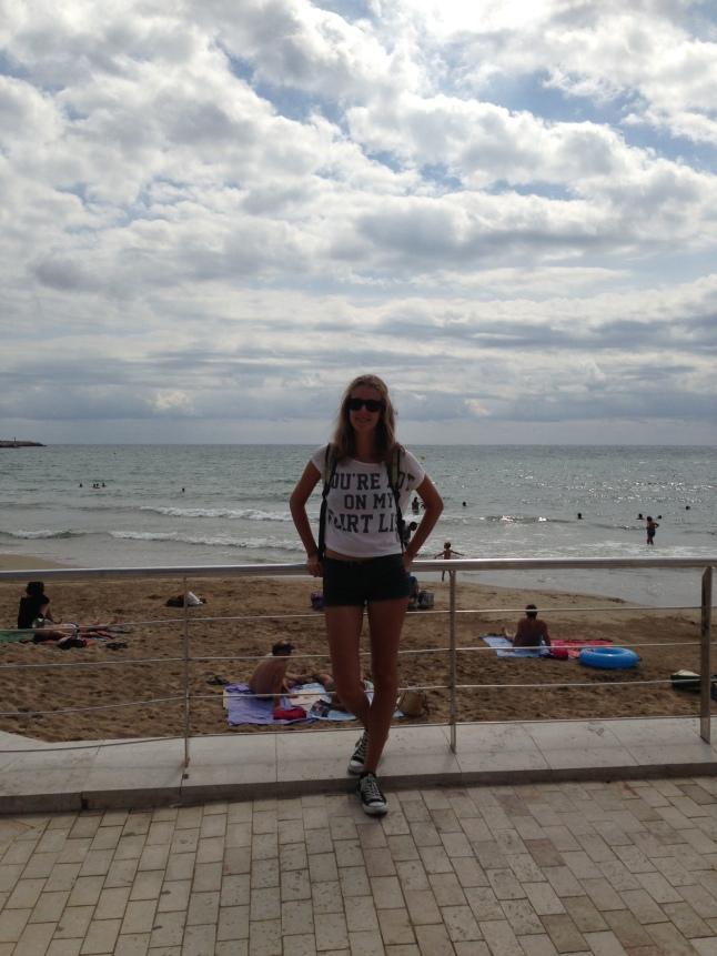 strand Sitges