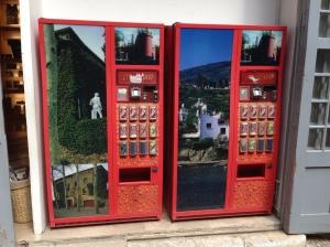 Het enige echte Dali-esque drankautomaat