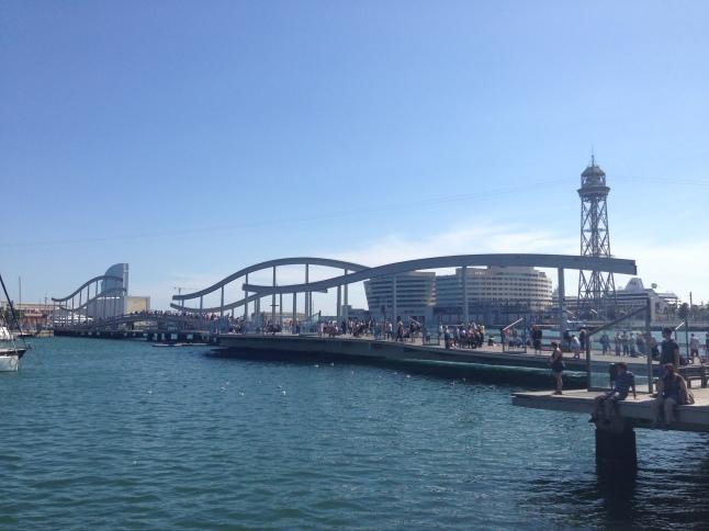 port-vell-barcelona-pier