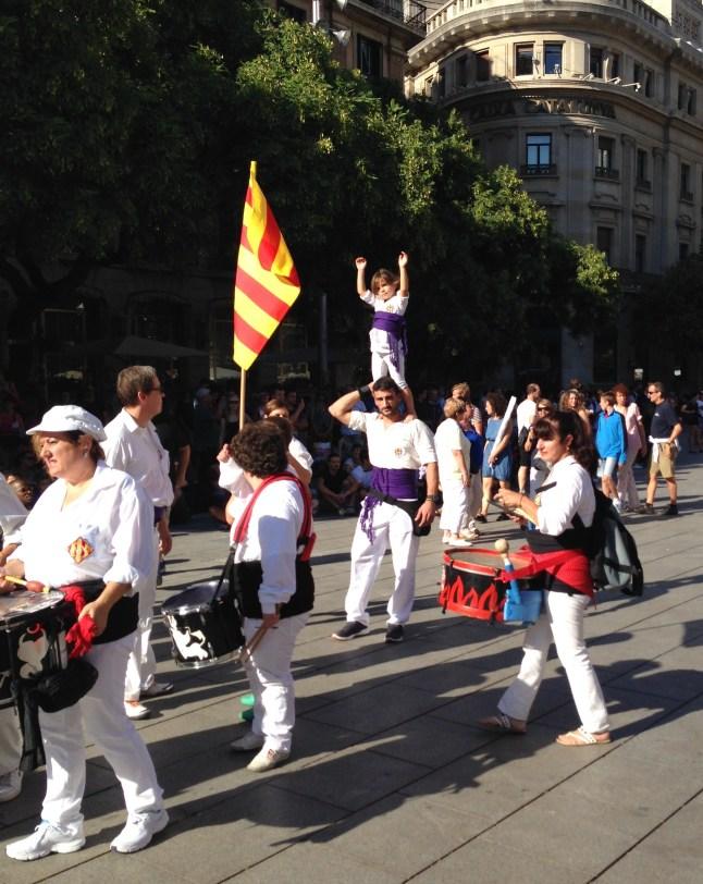 mensentorens barcelona