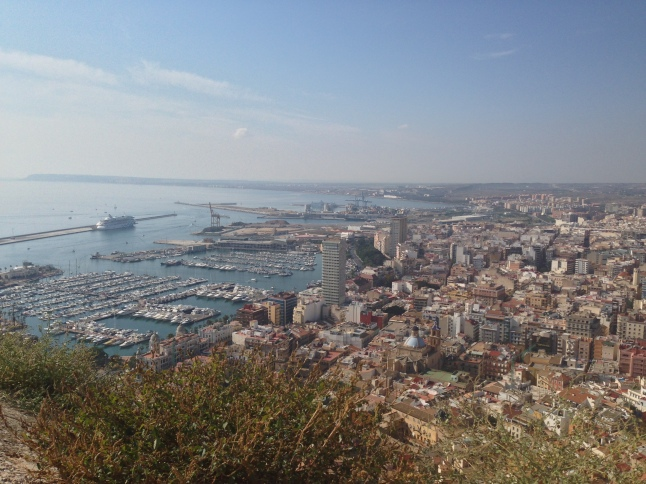 UItzicht Alicante