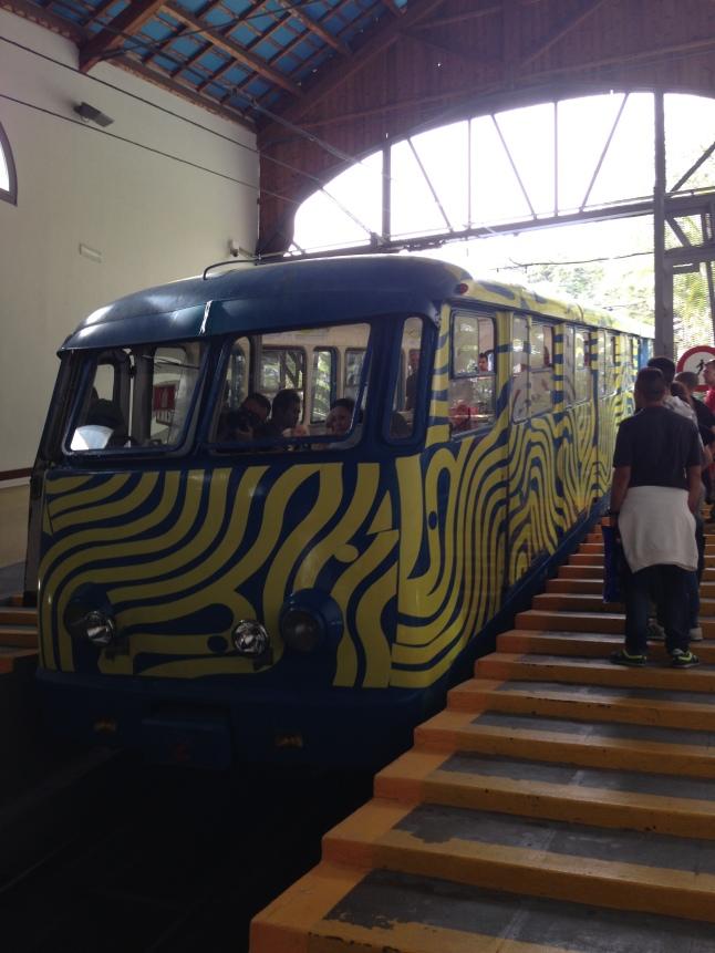 funicular barcelona tibidabo