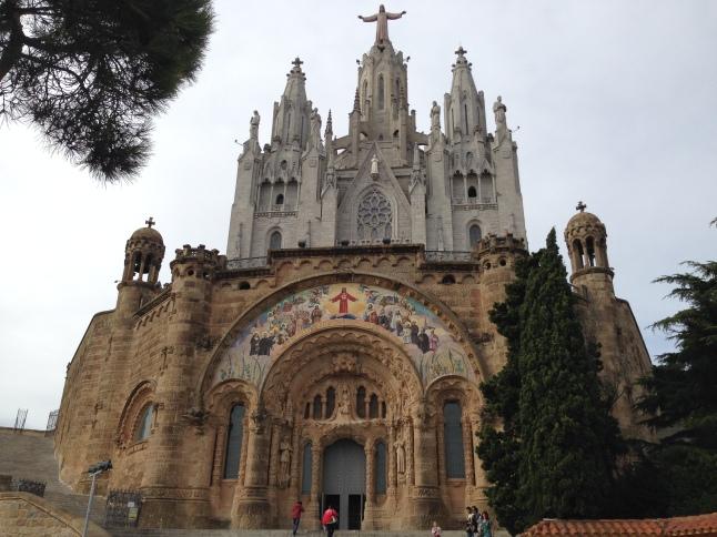 Basílica Del Sagrat Cor De Jesús Del Tibidabo