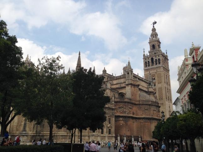 La Catedral sevilla