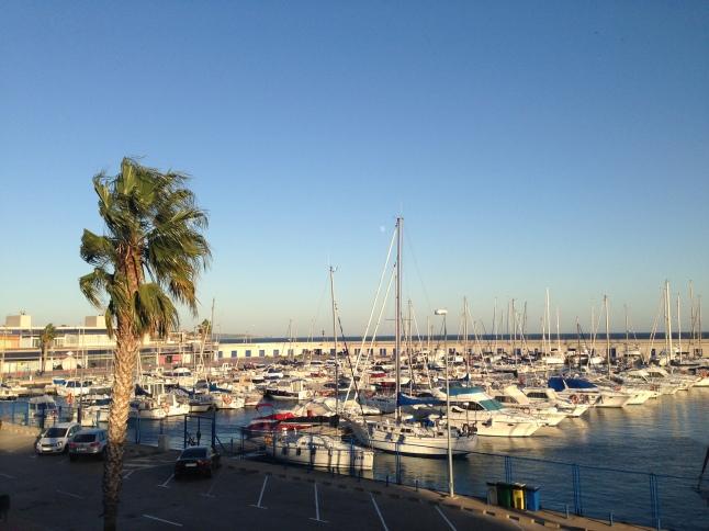Tarragona jachthaven