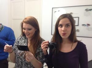 Anna (links) en Johanna (rechts)