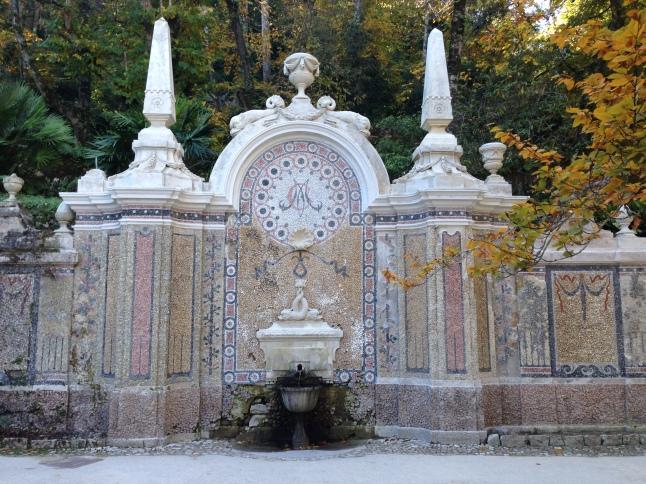 Fountain of Abundance / Fontein van Overvloed sintra