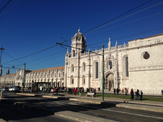 Monasterio de los Jeronimos lissabon
