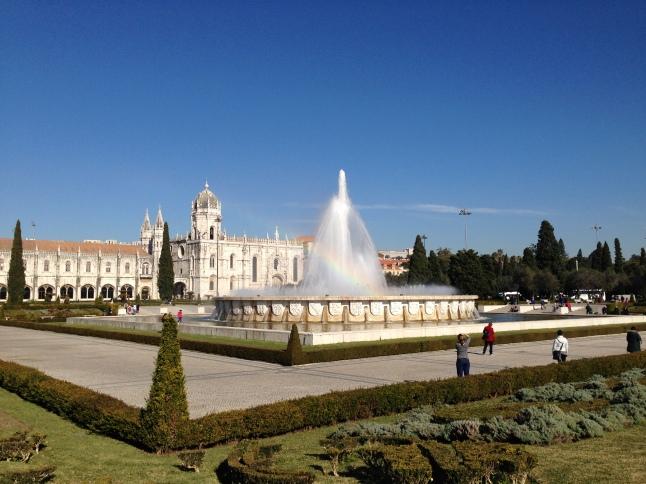 belem lissabon portugal