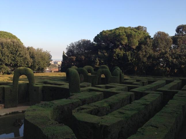 Het doolhof horta