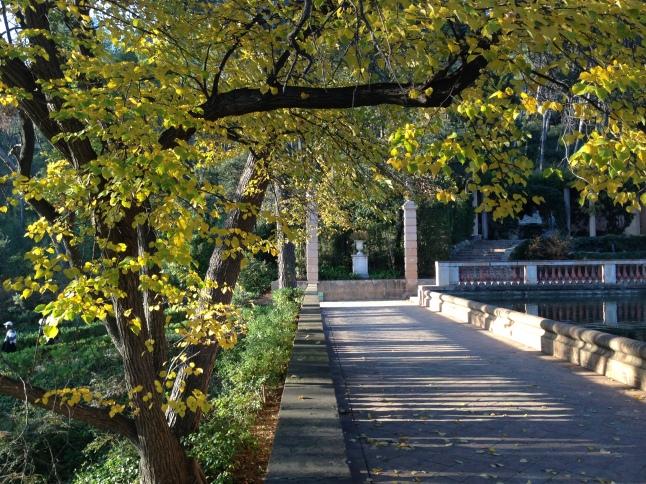 horta-barcelona-herfst