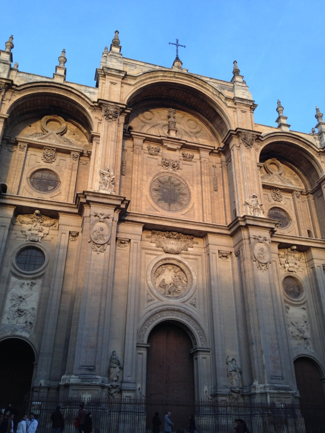 De Kathedraal van Granada