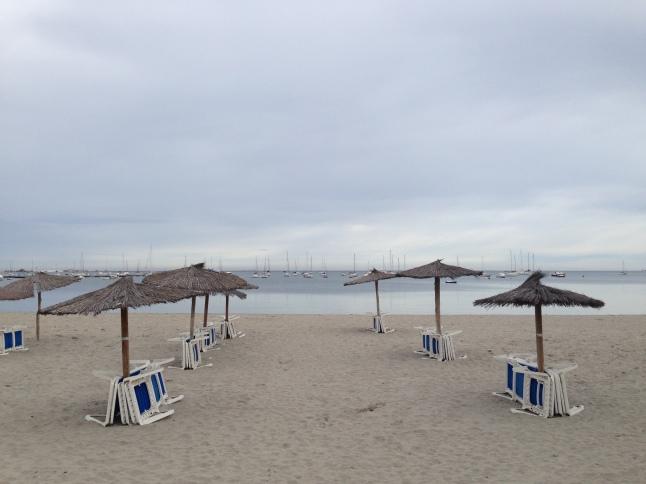 Strand in San Juan de la Ribeira