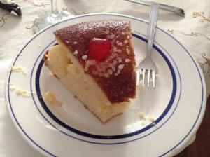 Speciale taart voor de Dia de Los Reyes