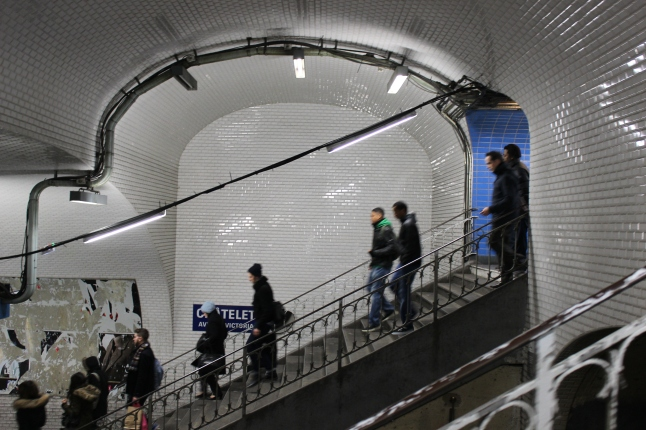 parijs metro