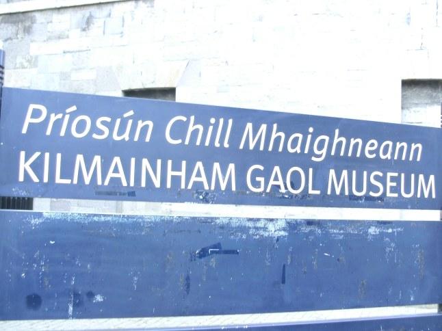 Welkom in Kilmainham Gaol