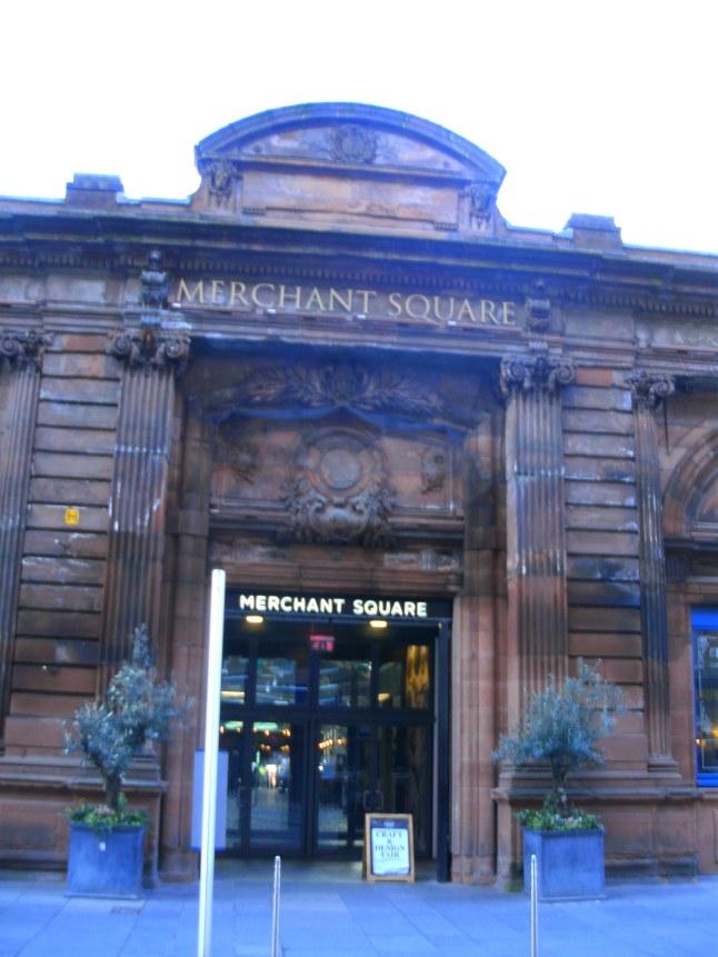 merchant square glasgow