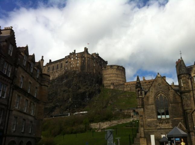 Edinburgh Castle Castle Rock