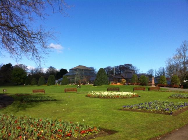 botanical gardens glasgow