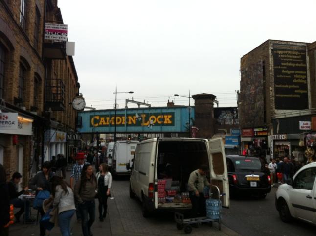 Camden Lock Londen