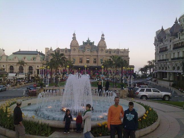 Het Casino van Monaco