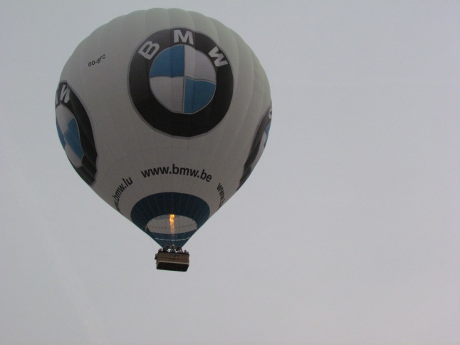 BMW Balloon
