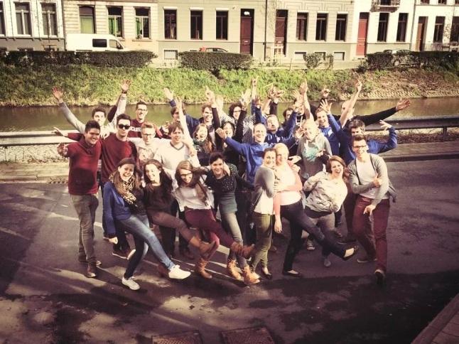 SKO - 2014 team