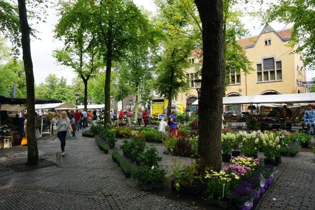 Utrecht-Bloemenmarkt