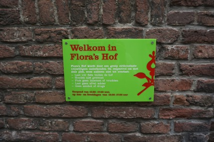 Flora's-hof-Utrecht-Dom