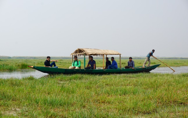 Chilika-Mangalajodi-Wetlands