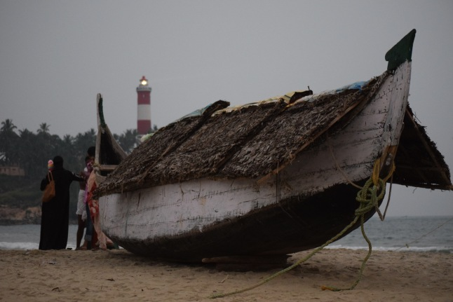 Kerala-trivandrum-beach