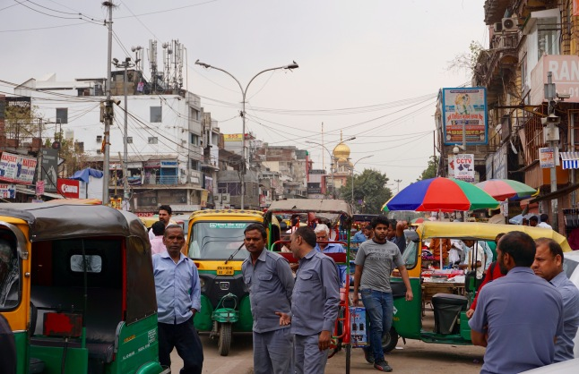 Delhi-Chandni-Chowk-India