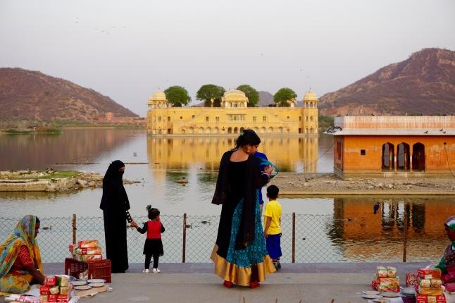 Jaipur-rajasthan-jal-mahal