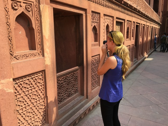 ik-Agra-fort