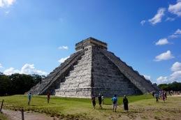 chichen itza yucatan maya