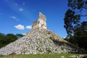 Labna yucatan maya site