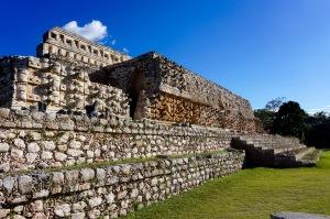 Kabah yucatan maya site