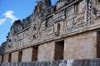 uxmal yucatan maya ruïnes