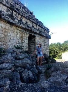 ek balam yucatan mexico maya