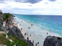 tulum ruïnes yucatan maya