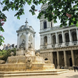saint germain eglise saint sulpice