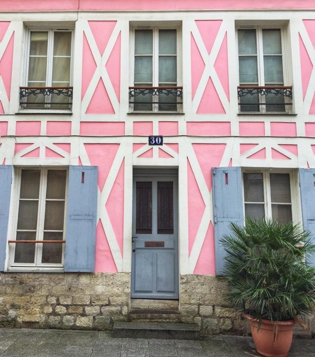 rue crémieux la marais parijs