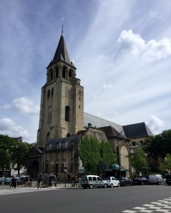 saint germain eglise parijs