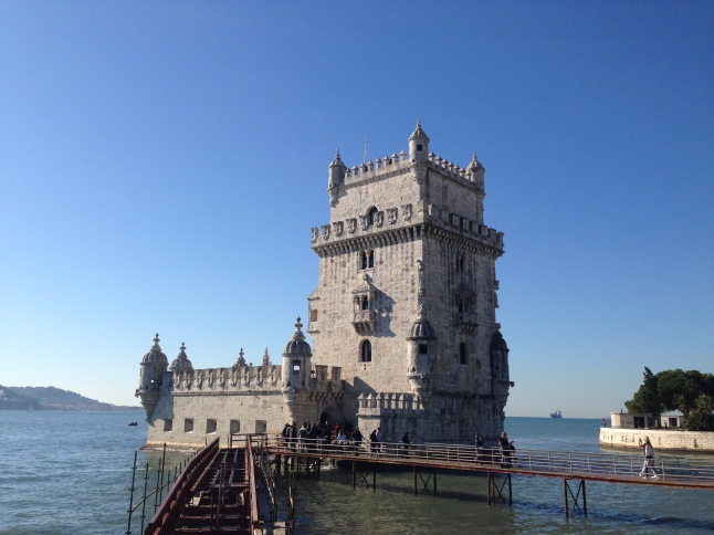 torre de belem lisbon lissabon