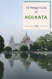 fun things to do in kolkata pin