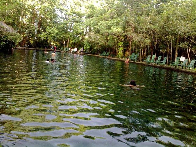 isla de ometepe nicaragua ojo de agua