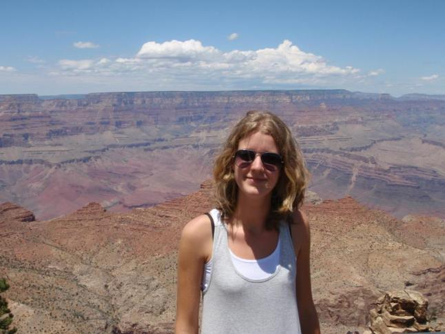 fly in a helicopter over the grand canyon