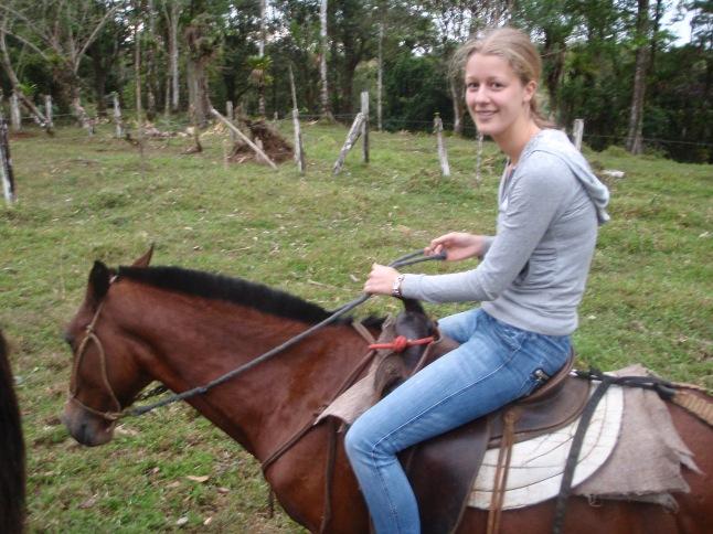 horseback riding costa rica